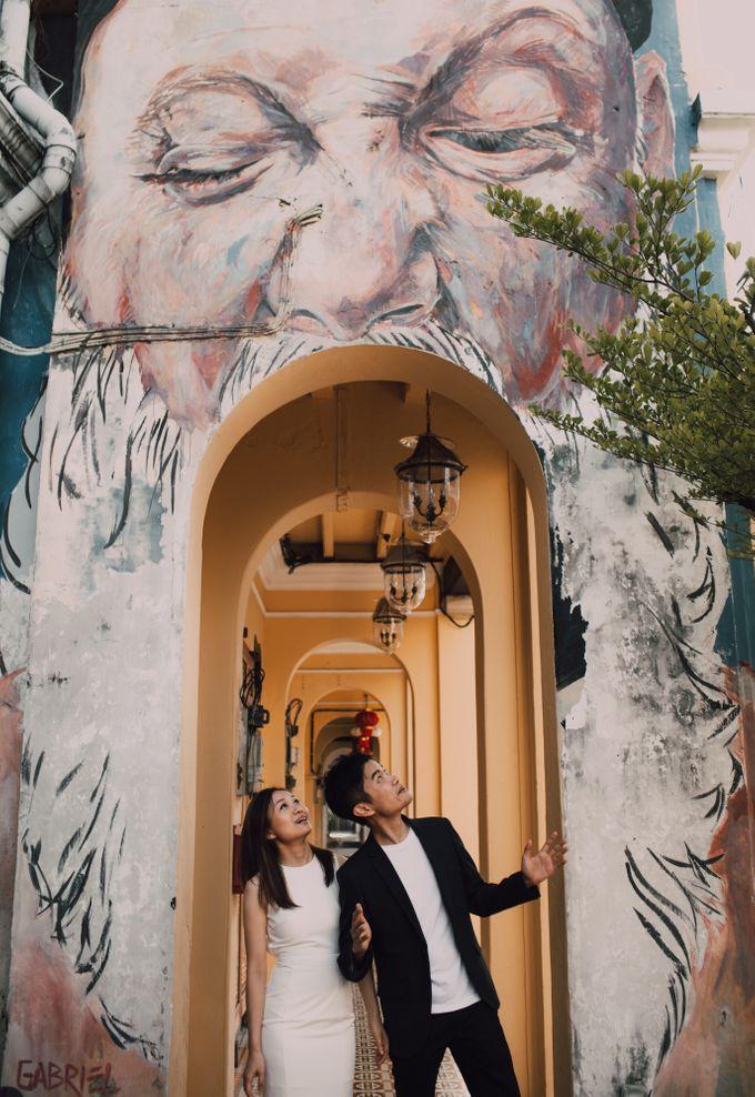 Casual prewedding shoot in Penang by Amelia Soo photography - 004
