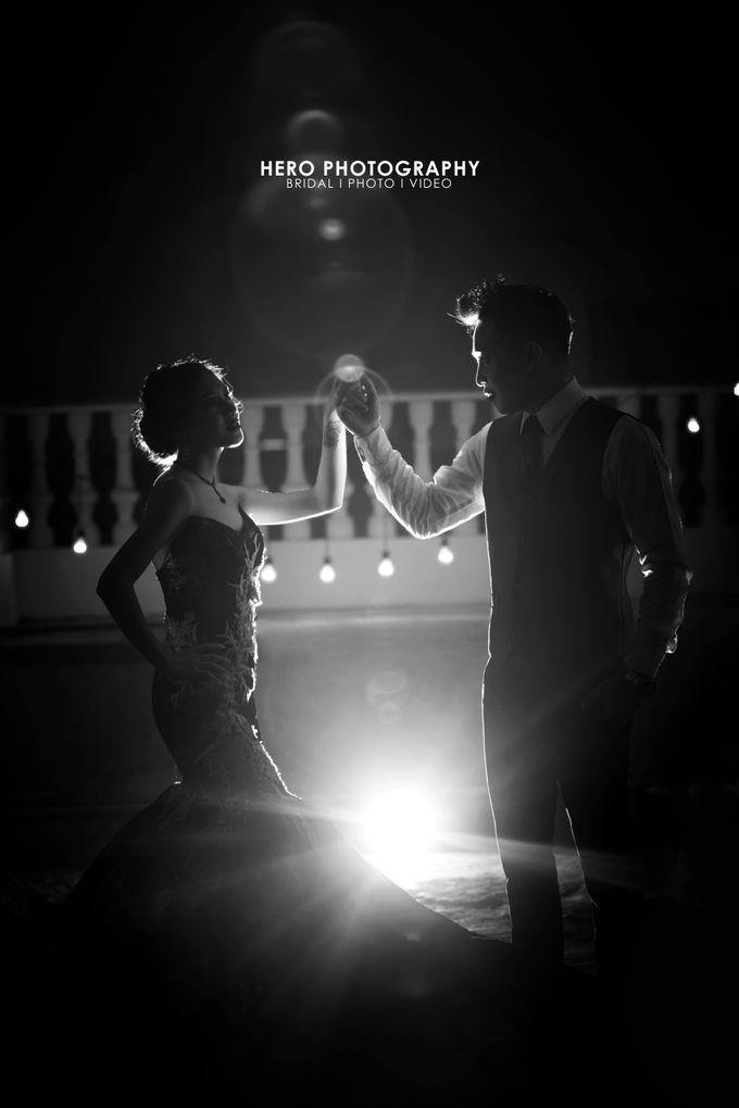 Prewedding Indoor And Semi Outdoor by Herophotography - 005