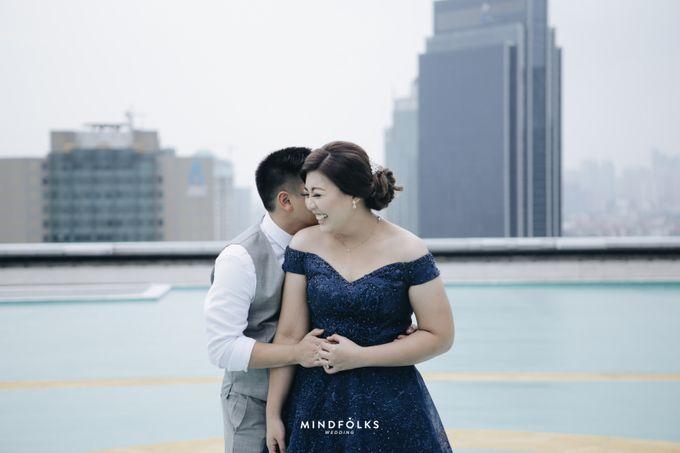 Johana dan Long by MERCANTILE PENTHOUSE WEDDING - 010