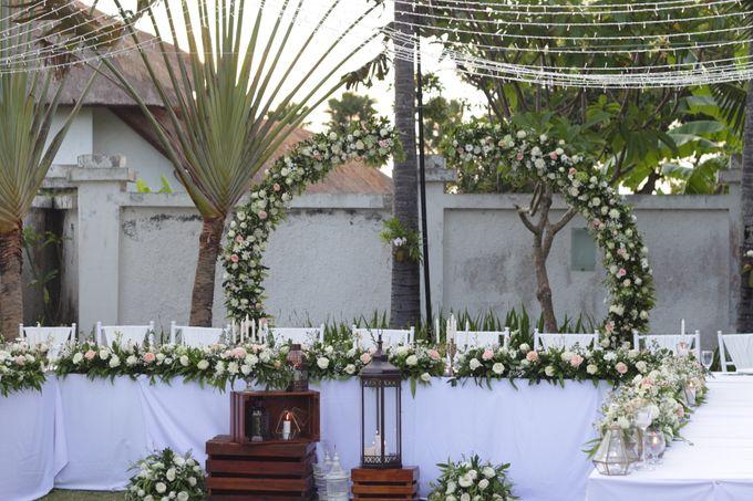 Thomas & Ling Wedding Ceremony&Reception by Bali Becik Wedding - 015