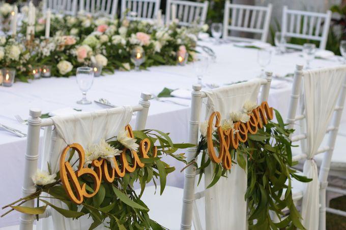 Thomas & Ling Wedding Ceremony&Reception by Bali Becik Wedding - 014