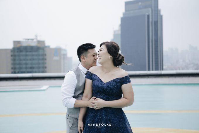 Johana dan Long by MERCANTILE PENTHOUSE WEDDING - 011