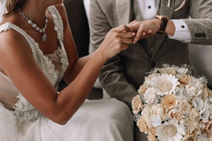 Elopement Vol 1 An Intimate Wedding Styled Shoot by Uncomplicated Weddings & Events - 025