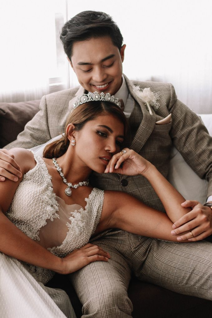 Elopement Vol 1 An Intimate Wedding Styled Shoot by Uncomplicated Weddings & Events - 024
