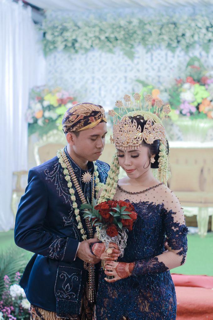 Wedding Intan & Agung by aaron Photo & Cinema - 018