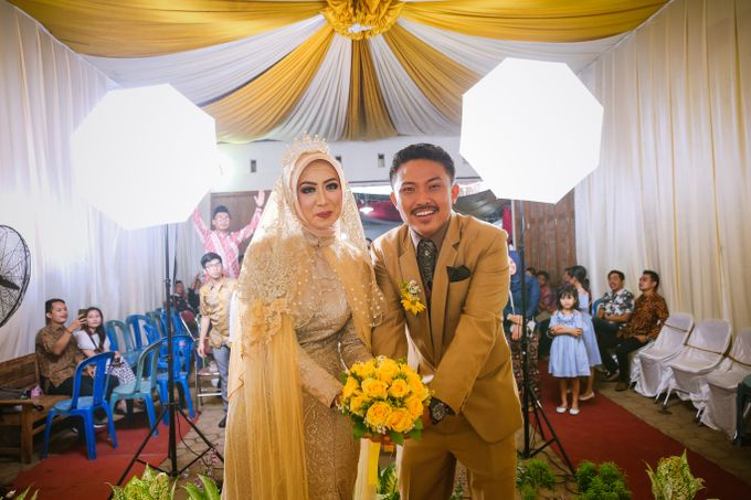 THE WEDDING DAY  MAGELANG by byawatugilang - 019