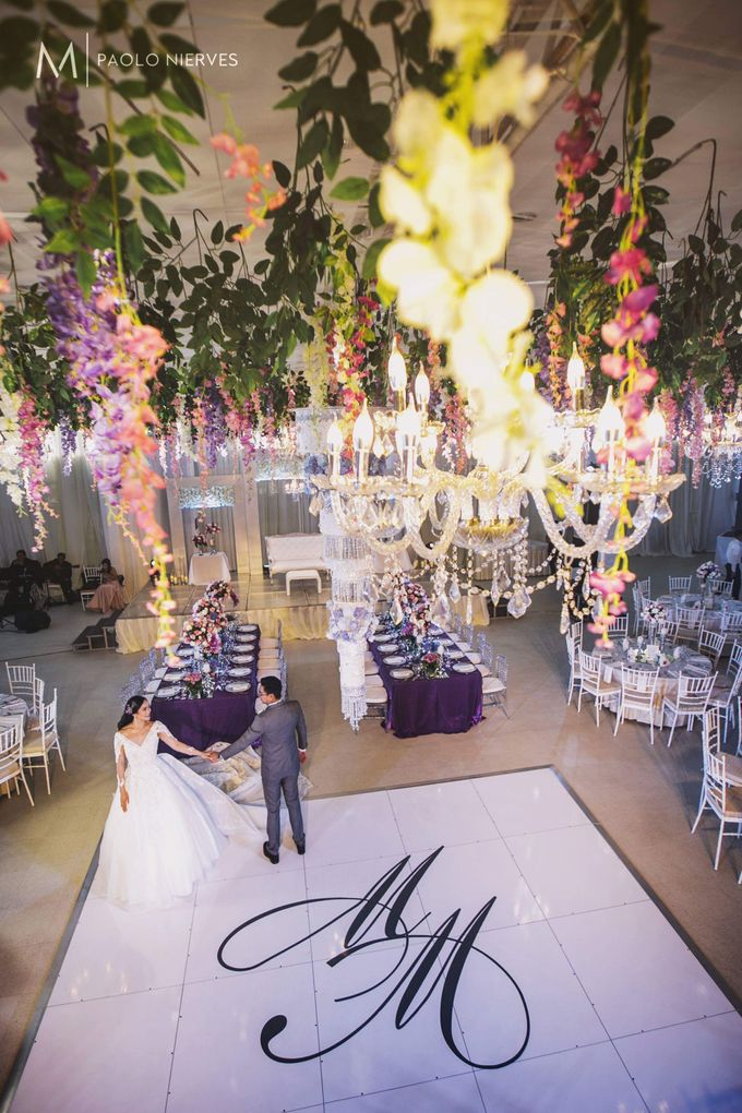 Reception Styling by Natural Art Flowers and Decors - 045