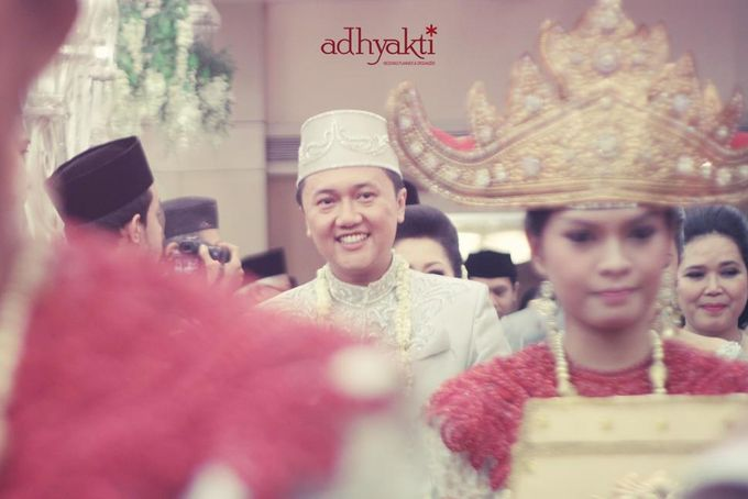 Andita & Reza by Financial Club Jakarta - 027