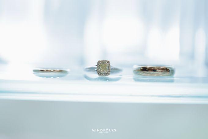 Johana dan Long by MERCANTILE PENTHOUSE WEDDING - 020