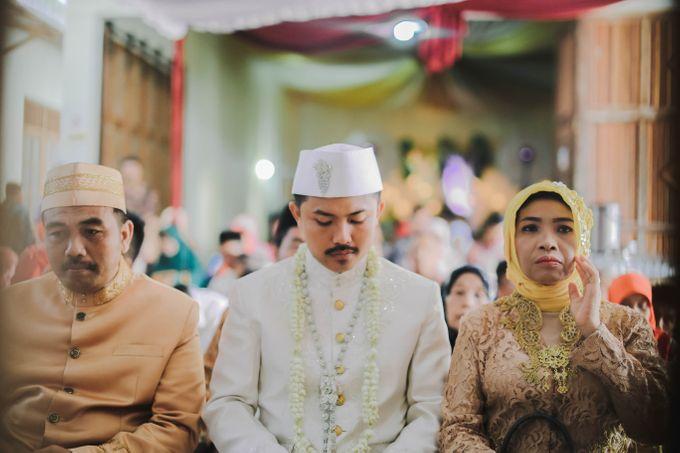 THE WEDDING DAY  MAGELANG by byawatugilang - 008