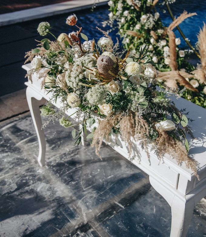 The Wedding of Shane & Cindy by Red Gardenia - 001