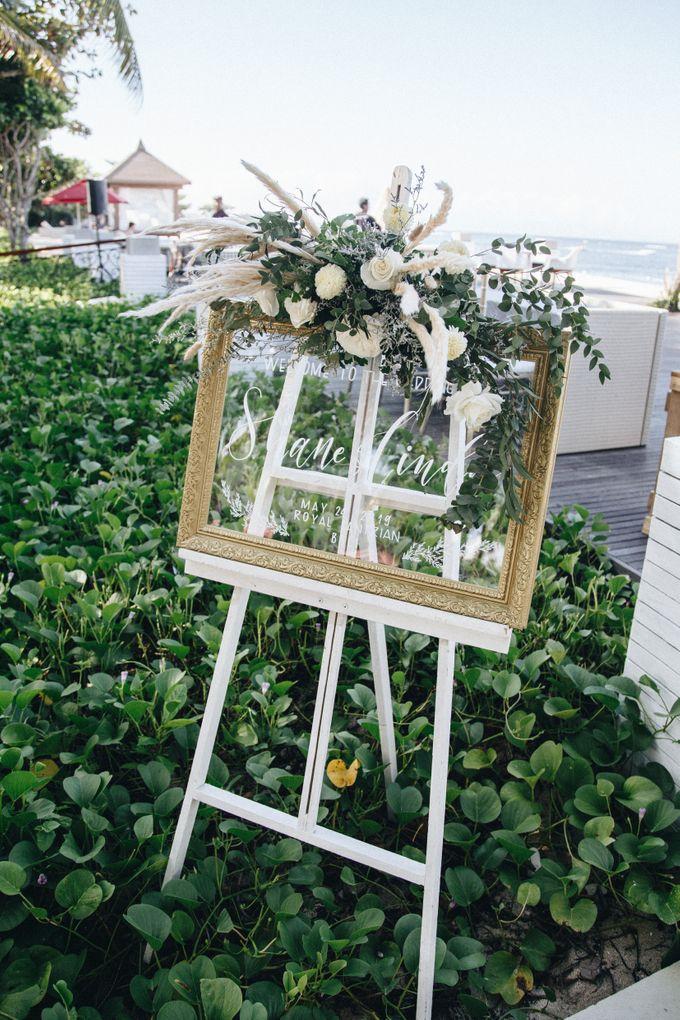 The Wedding of Shane & Cindy by Red Gardenia - 002