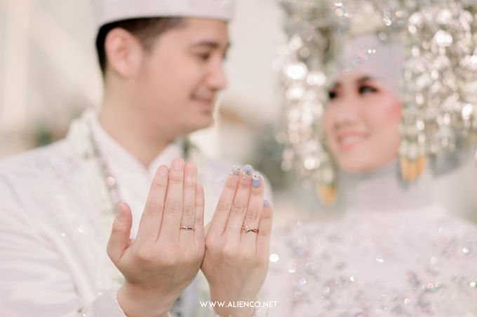 The Wedding of Reza & Fira by alienco photography - 024