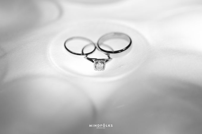 Johana dan Long by MERCANTILE PENTHOUSE WEDDING - 021