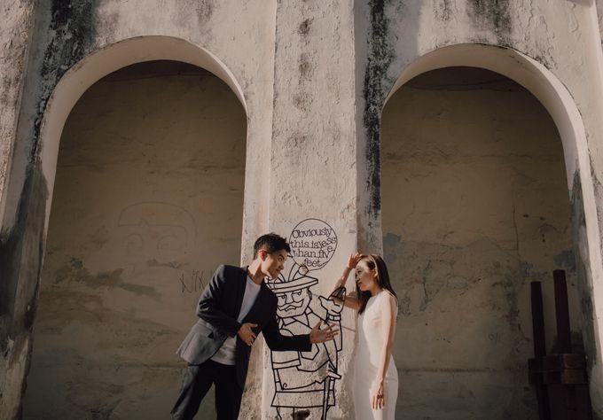 Casual prewedding shoot in Penang by Amelia Soo photography - 005