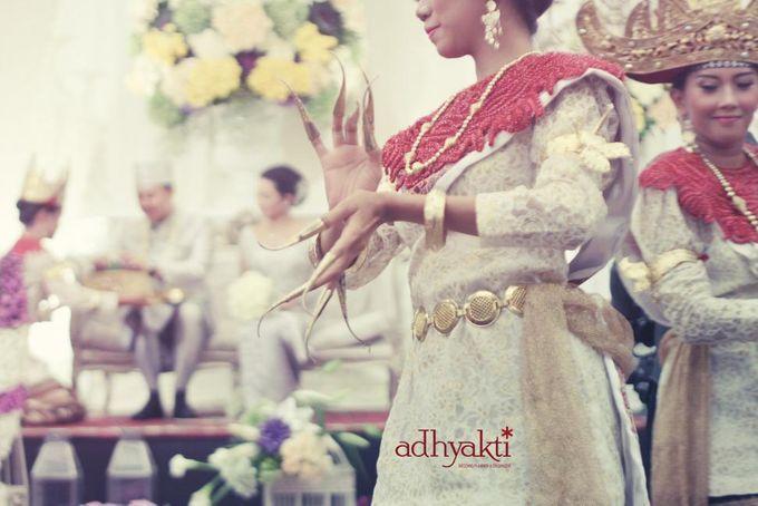 Andita & Reza by Financial Club Jakarta - 031