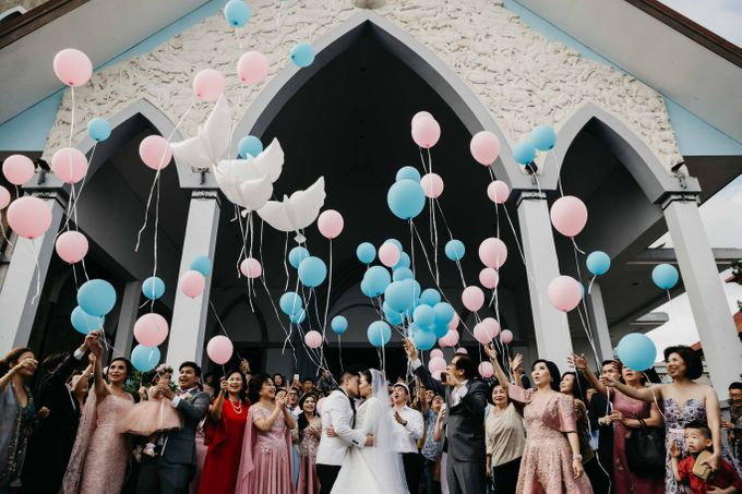 The Wedding of Michael Alinskie & Sherly Fausta by TurquoiSe Organizer - 019