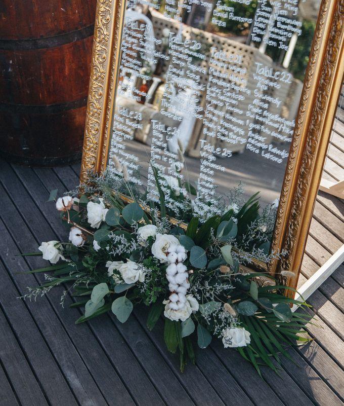 The Wedding of Shane & Cindy by Red Gardenia - 005