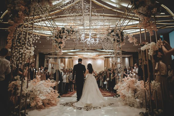 Agus & Lydia Wedding Day by Chroma Pictures - 049