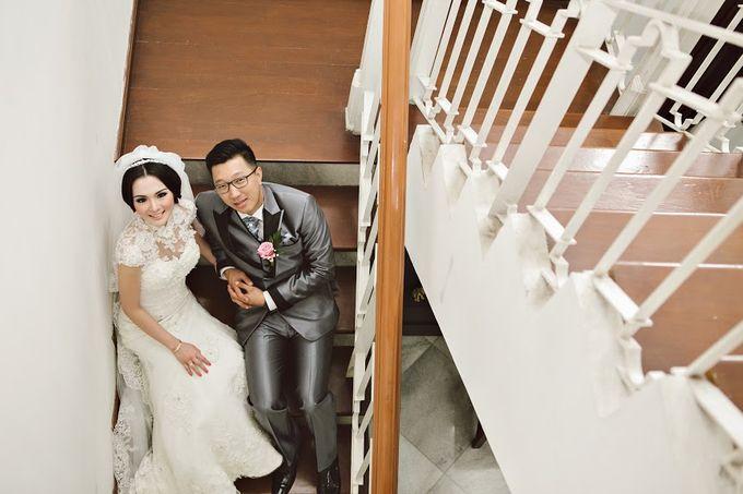 Hotel Borobudur Jakarta - Ferry & Ester by Impressions Wedding Organizer - 012