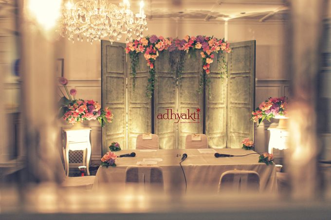 Smitha & Ega Wedding by Adhyakti Wedding Planner & Organizer - 028