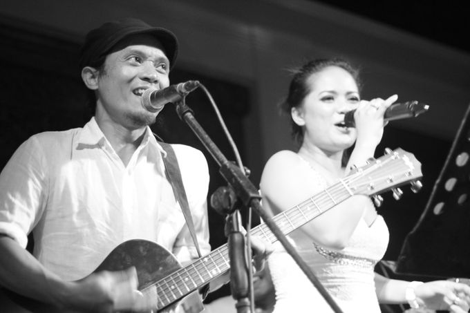Wedding Event at The Unggasan Clifftop Bali by Traffic Blues Band - 001