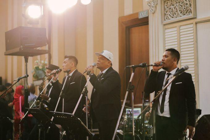 Manda & Irfan Wedding by Akuwedding - 013