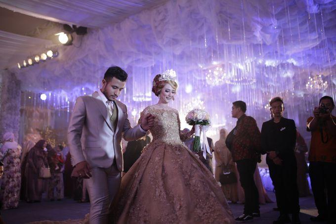 Wedding Of Azmi & Rabi'ah by The Great Larasati - 035