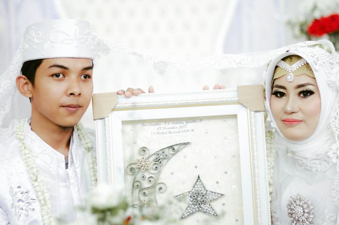Wedding of Candra & Lintang by Toms up photography - 002