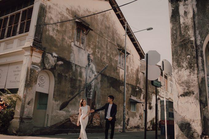 Casual prewedding shoot in Penang by Amelia Soo photography - 009