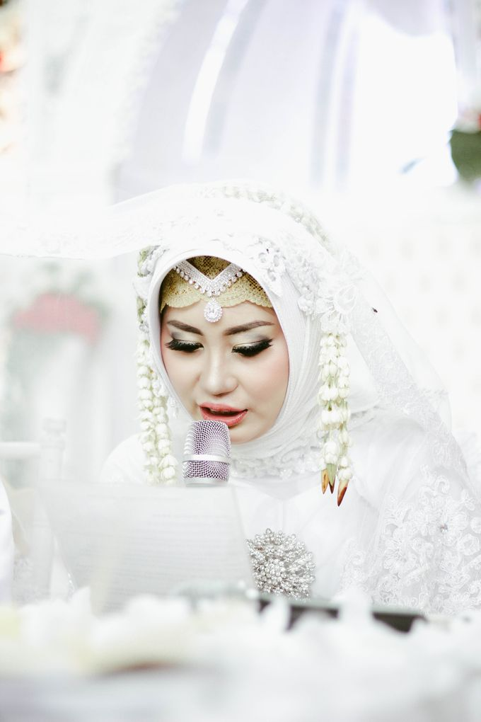 Wedding of Candra & Lintang by Toms up photography - 001