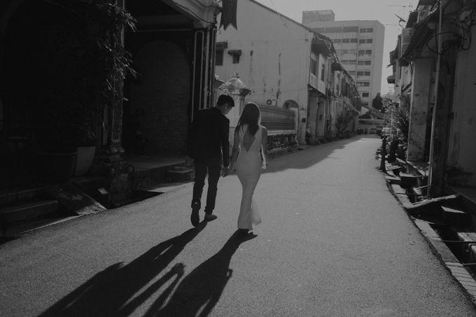 Casual prewedding shoot in Penang by Amelia Soo photography - 010