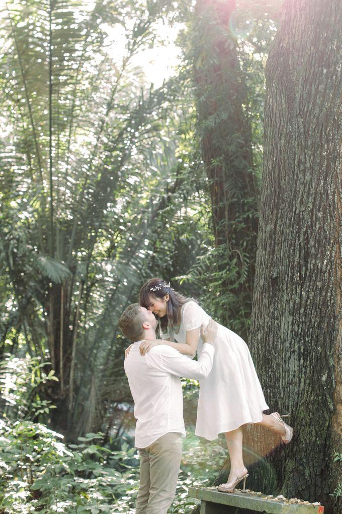 Prewedding of Fransiska And Ben - Semarang by Kimus Pict - 010