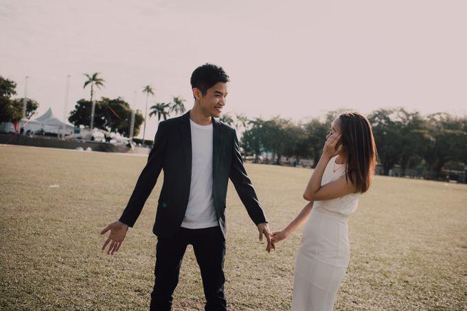 Casual prewedding shoot in Penang by Amelia Soo photography - 011