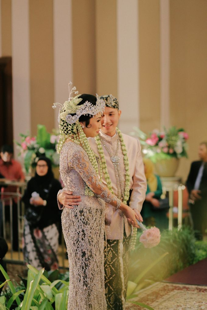 Manda & Irfan Wedding by Akuwedding - 015