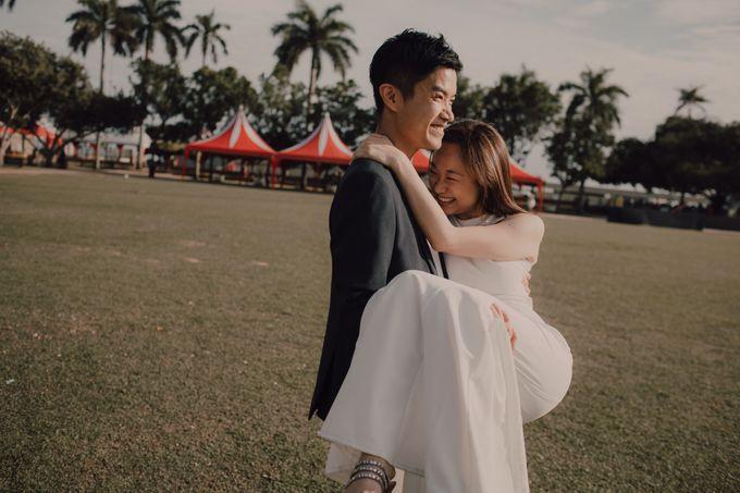 Casual prewedding shoot in Penang by Amelia Soo photography - 013