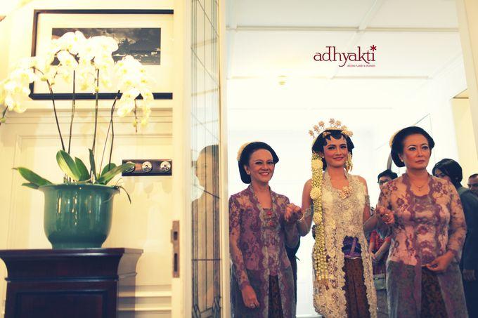 Smitha & Ega Wedding by Adhyakti Wedding Planner & Organizer - 002