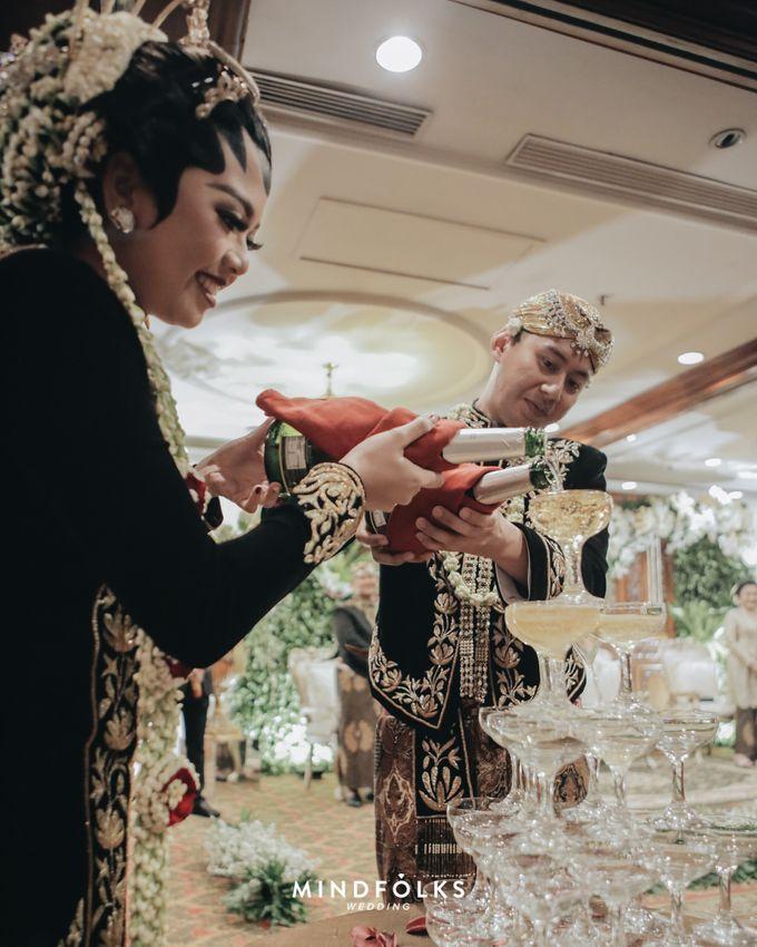 The Wedding of Sisi and Arnaud by MERCANTILE PENTHOUSE WEDDING - 017