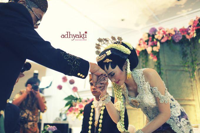 Smitha & Ega Wedding by Adhyakti Wedding Planner & Organizer - 004