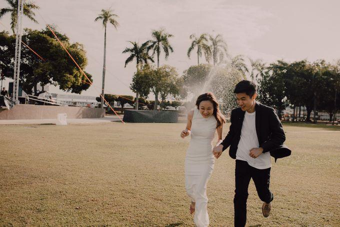 Casual prewedding shoot in Penang by Amelia Soo photography - 017