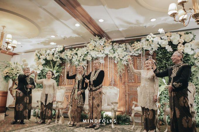 The Wedding of Sisi and Arnaud by MERCANTILE PENTHOUSE WEDDING - 018