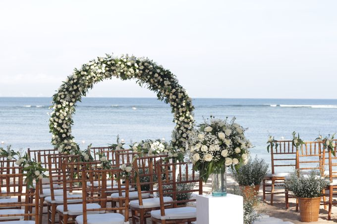 Image result for westin bali wedding