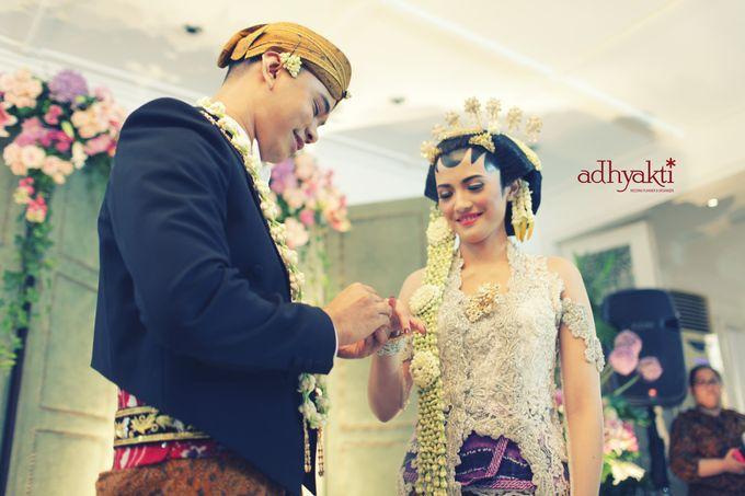 Smitha & Ega Wedding by Adhyakti Wedding Planner & Organizer - 005