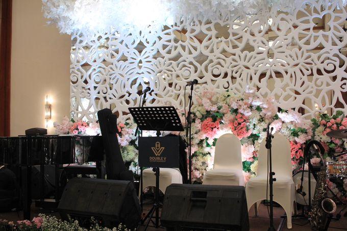 Jazz Entertainment Wedding Millennium Hotel Jakarta - Double V Entertainment by Double V Entertainment - 003