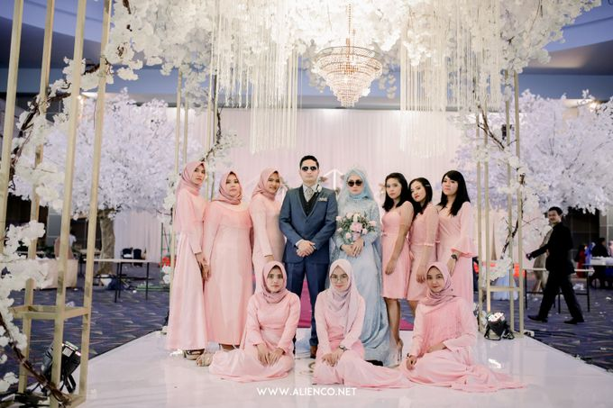The Wedding of Reza & Fira by alienco photography - 028