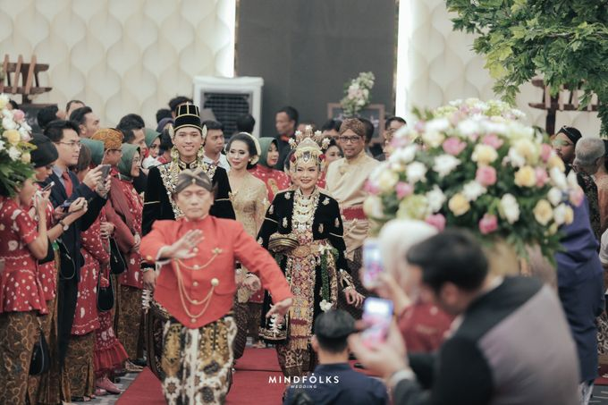 Benita & Diandra Wedding Highlight by IKK Wedding Planner - 009