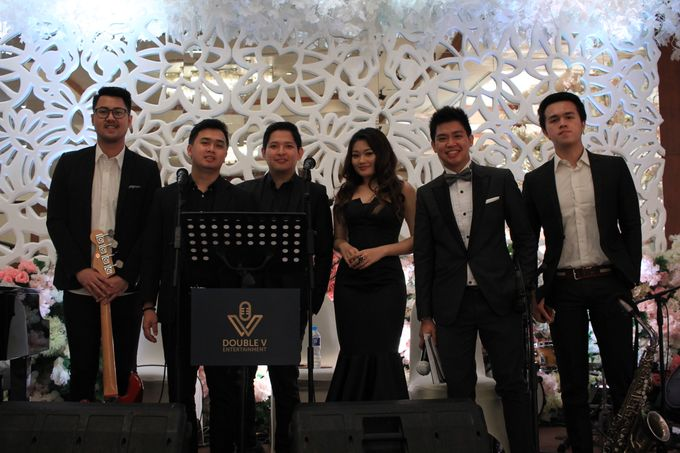 Jazz Entertainment Wedding Millennium Hotel Jakarta - Double V Entertainment by Anthony Stevven - 005