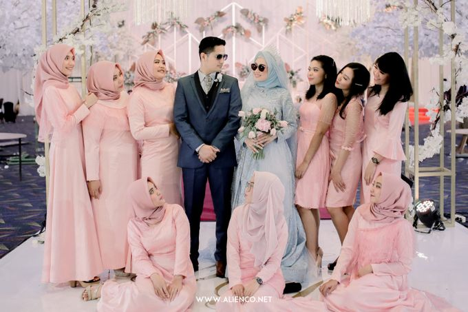 The Wedding of Reza & Fira by alienco photography - 029