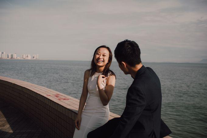 Casual prewedding shoot in Penang by Amelia Soo photography - 020