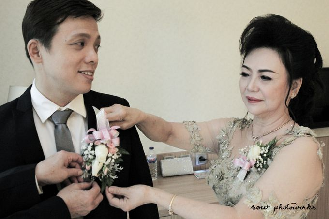The Wedding of Andree & Risa by FROST Event Designer - 033